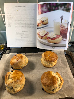 Mary Berry scones