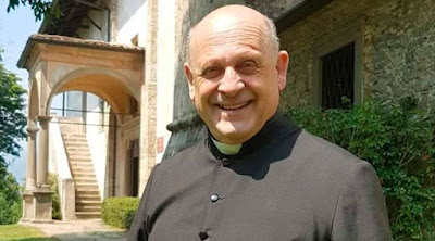 imagem do Padre Berardelli