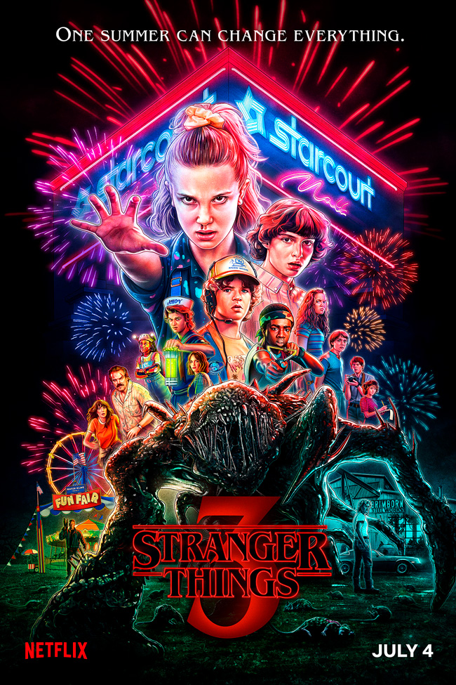 descargar stranger things 3 completa