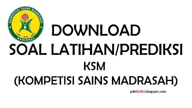 Soal Latihan Prediksi Ksm Online Ksmo Tingkat Nasional Tahun 2021 P4kguru