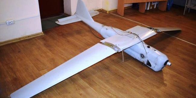 UAV Orlan-10 Rusia