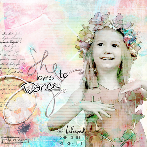 scrapbooking digital clindoeildesign clin d'oeil design NBK DEsign She Collection