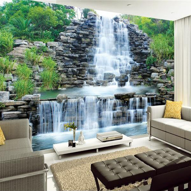 Picture Wallpaper for Walls Nature Wall Mural