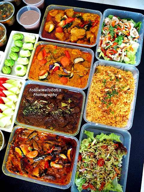 Ramadhan Food Delivery By FURAMA BUKIT BINTANG KUALA LUMPUR