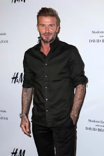 David Beckham English soccer player Instagram earning