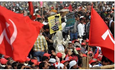 भारतीय कम्युनिस्ट पार्टी (मार्क्सवादी) का गठन और विस्तार