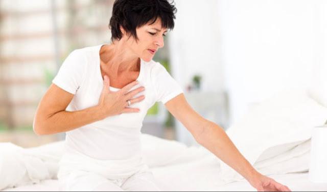 Penyebab Penyakit Asma Kambuh