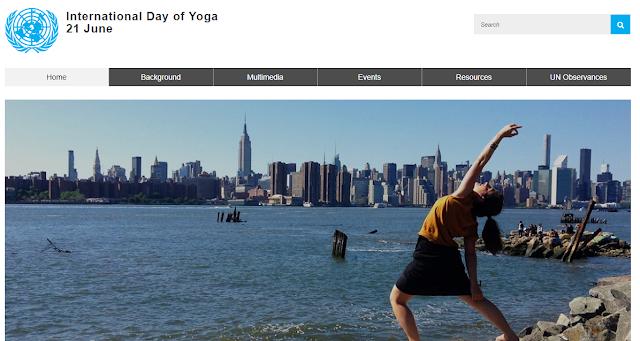 International Yoga Day 21 June: World Yoga Day 2019