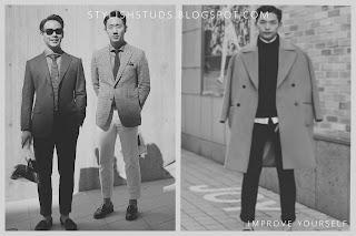 Korean dandy models