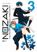 Nozaki y su revista mensual para chicas #3 - ECC Ediciones