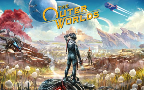 Best Space-themed Games The Outer World
