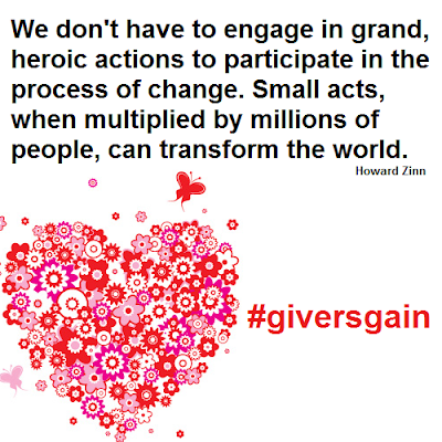 Givers Gain Quotes