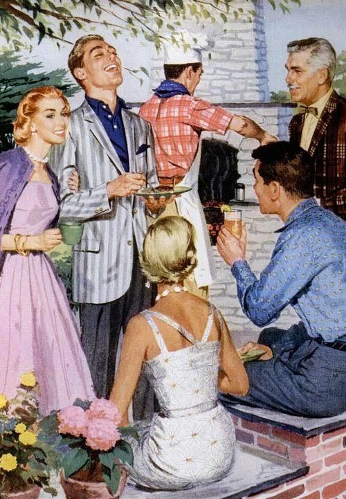 Ebl Retro Vintage Housewife Rule 5