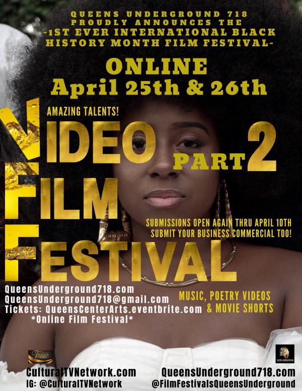 Black History Film Festival