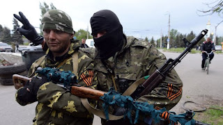 France urged Russia to calm militants in Donetsk and Lugansk regions