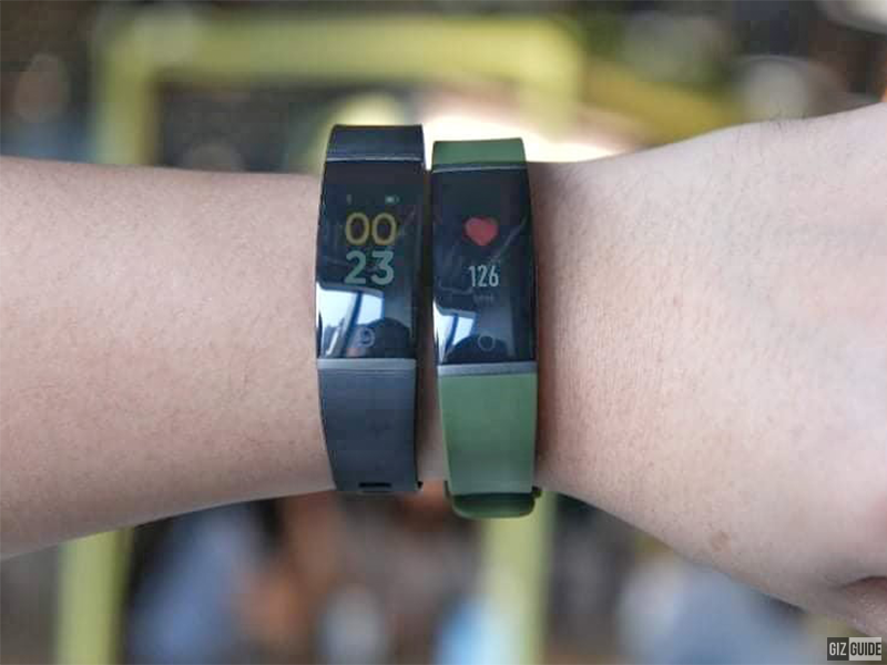 Realme Band now official with colored display, heart rate monitor