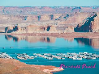 lake-powell-鮑威爾湖