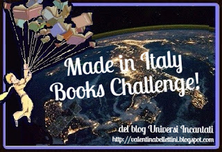 Made in Italy Books Challenge