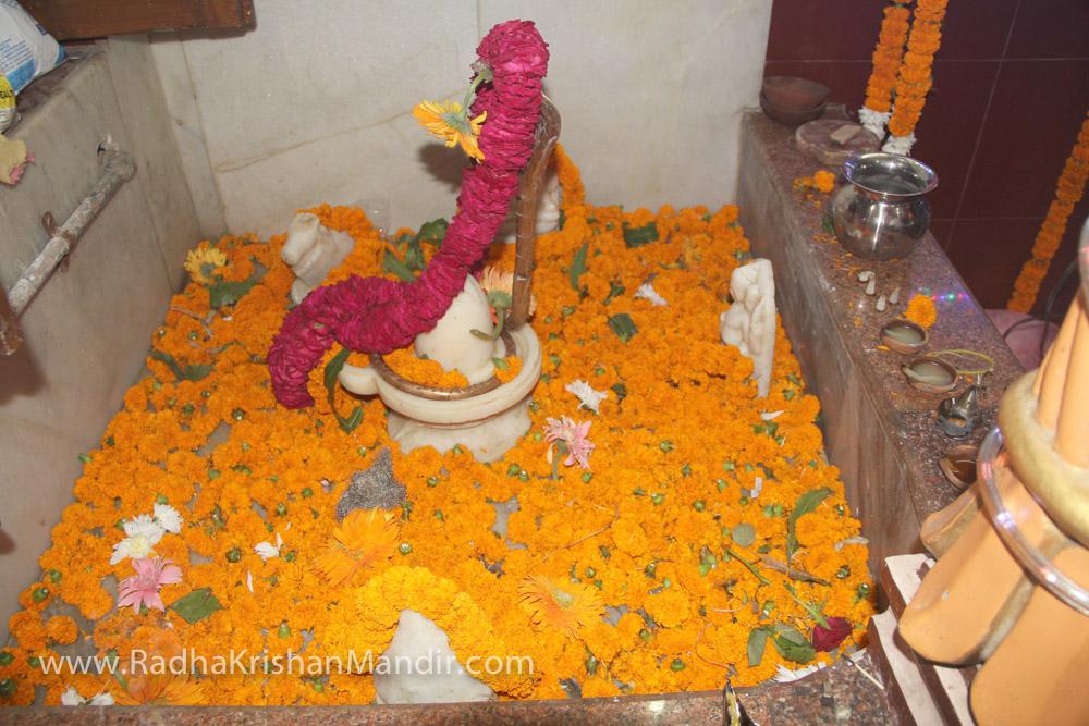 shri radha krishna Mandir delhi