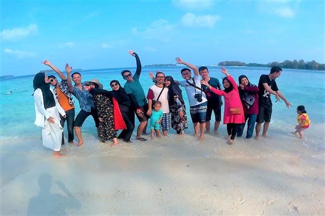 Open Trip Pulau Harapan 2 Hari 1 Malam