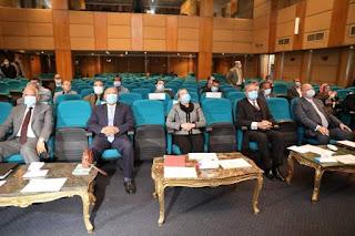 وزيرا البيئة والنقل يناقشان إغلاق وإعادة تأهيل مقالب المخلفات بالقاهرة الكبرى