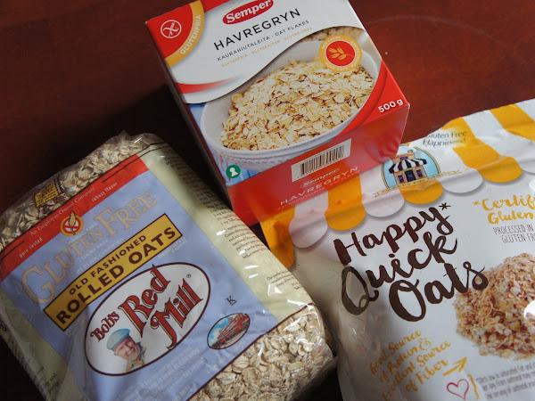 Wie glutenfrei ist glutenfreier Hafer?