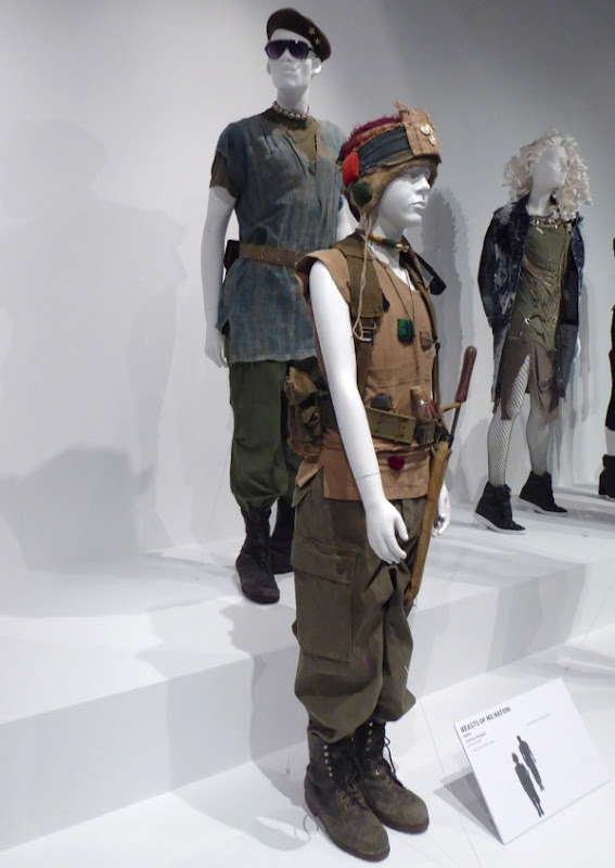 Beasts of No Nation movie costumes
