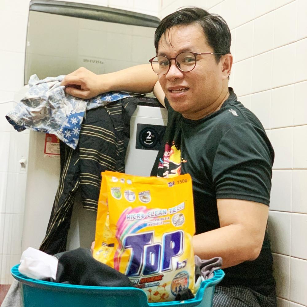 Cerahi Kehidupan bersama TOP, TOP Detergent Malaysia, Kita Jaga Kita, Rawlins GLAM, Rawlins Lifestyle, TOP Detergent