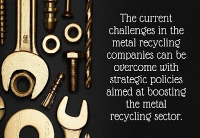 metal recycling business