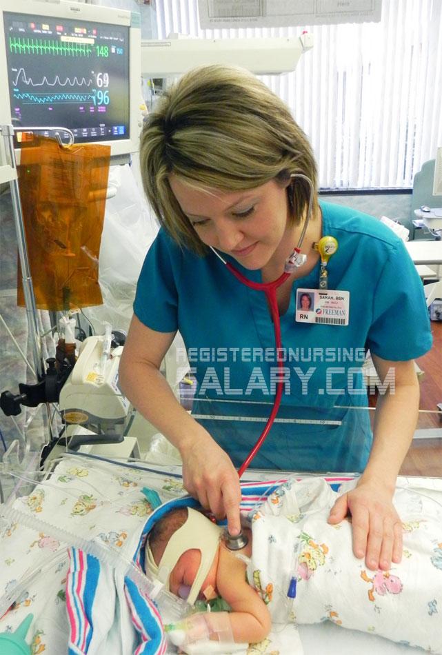 neonatal nurses requirements
