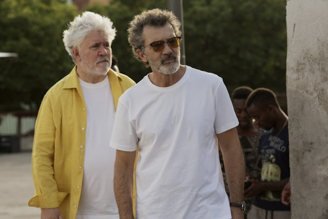 Interview: Oscar Nominee Pedro Almodovar On Working With Longtime Collaborator Antonio Banderas