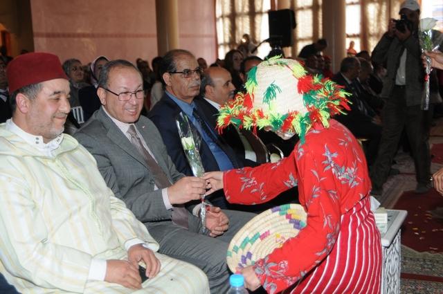 مديرية سيدي بنور تكرس الريادة والتميز في حفلها الإقليمي الثالث بمناسبة اليوم العالمي للمرأة واليوم الوطني للمجتمع المدني