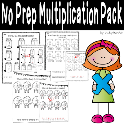 multiplication riddles