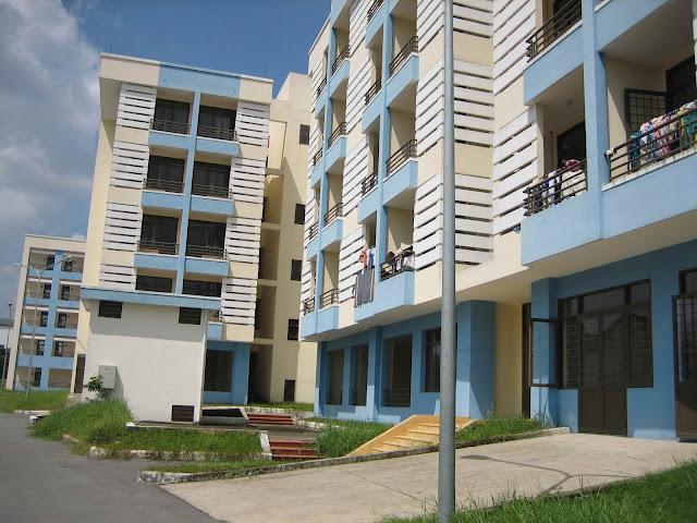Các dự án nhà ở xã hội đang trở thành gánh nặng cho người thu nhập thấp