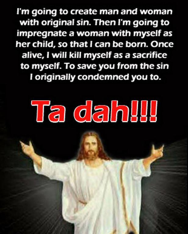 Acerbic Politics Jesus Logic