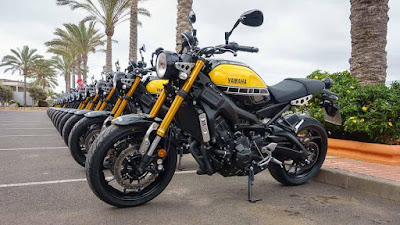 Yamaha XSR900 bike stock  hd image