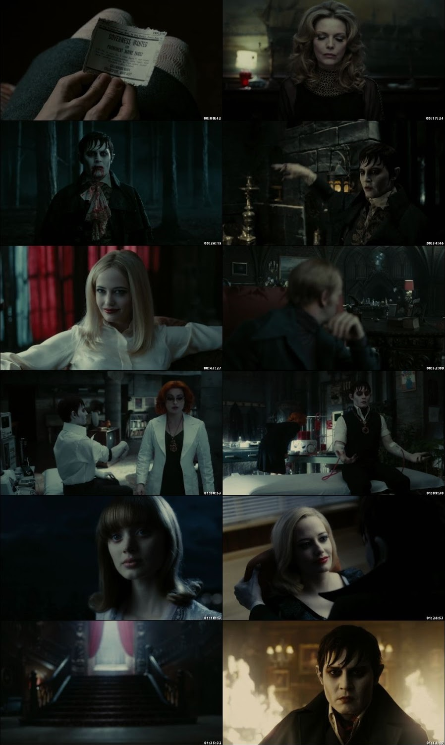 Dark Shadows 2012 Full Movie Online Watch