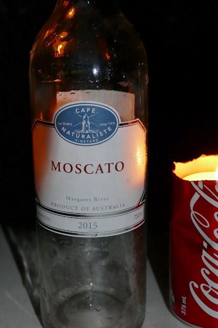 Moscato, Cape Naturaliste, MargaretRiver, Wein, Weinregion, Lagerfeuer