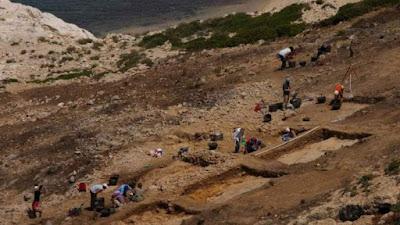 Times: Το αρχαιότερο νησιωτικό ιερό στον κόσμο είναι στο νησάκι της Κέρου