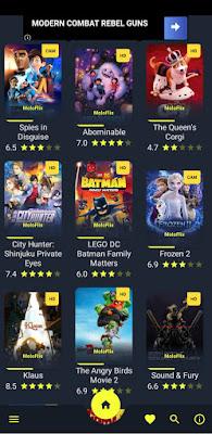 تطبيق Molo Flix Movies لمشاهدة الأفلام الحصرية مع الترجمة للعربية
