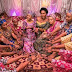Photo of Zahra Buhari during her Henna Ceremony before Wedding