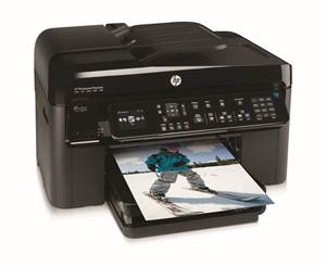 HP PhotoSmart e-All-in-one-C410a