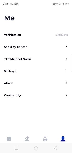 Ttc connect profile