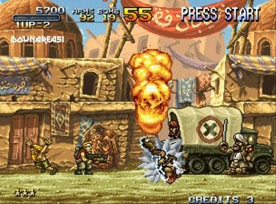 For Complete Guide How to purpose Winkawaks together with Load the Game Metal Slug two (Neo Geo)