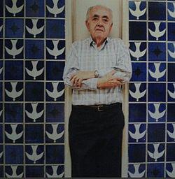 Foto Olimor- Obra do próprio, CC BY-SA 3.0 - Matéria Athos Bulcão - BLOG LUGARES DE MEMÓRIA