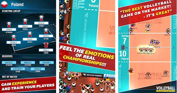 Download Volleyball Championship MOD APK 2