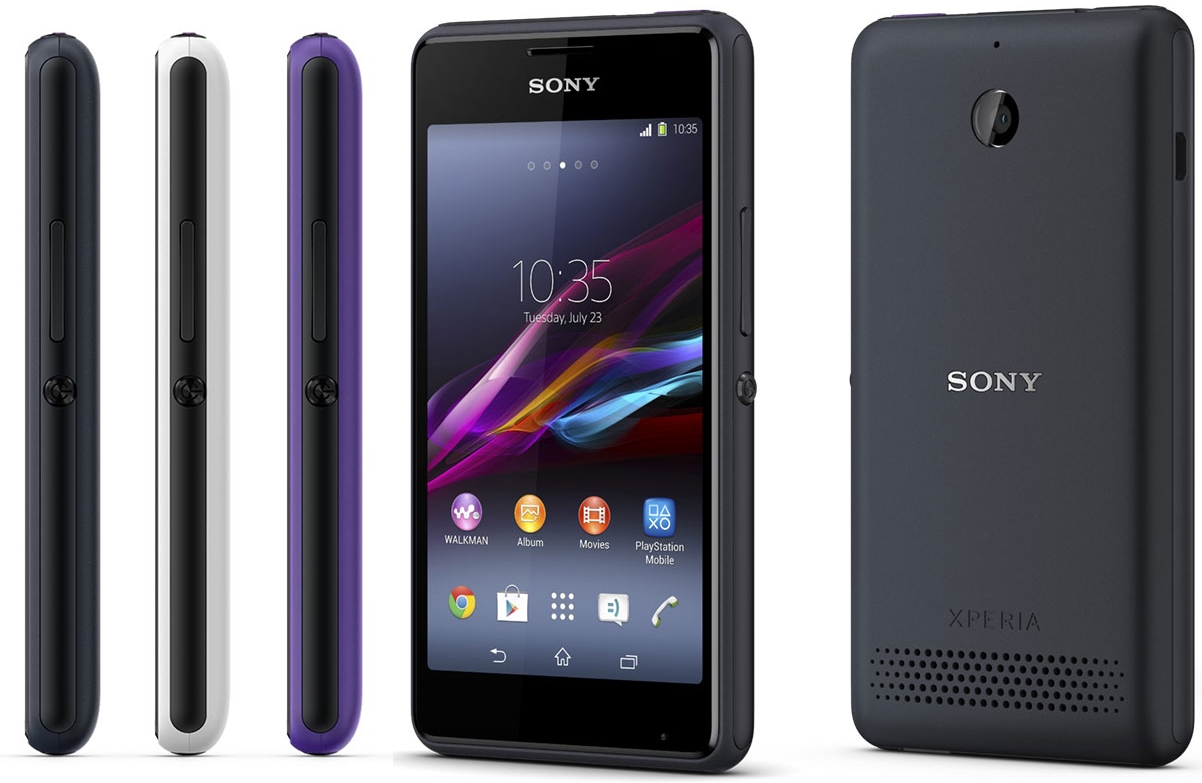 Sony Xperia E1 Walkman