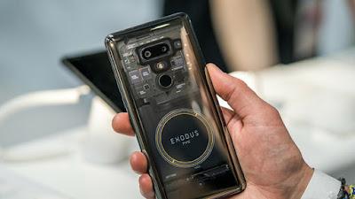 На смартфоне HTC Exodus 1S появится приложение DeMiner для майнинга XMR