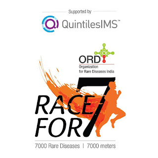 Race for 7 to Raise Awareness for Rare Diseases