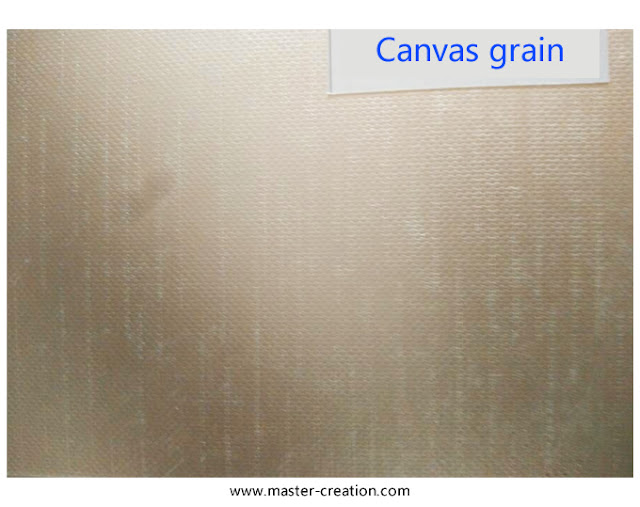 canvas grained paper